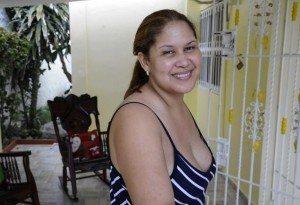 Jacquelin Castro Robinson Cano baby mama photo