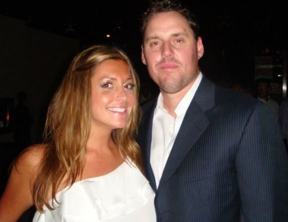Krista Clark MLB Pitcher John Lackey's Ex-wife