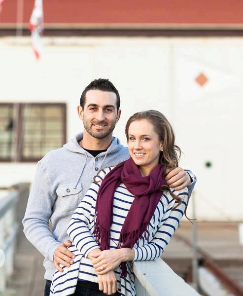 Julia Gamlen Descalso- Cardinals Player Daniel Descalso's Wife