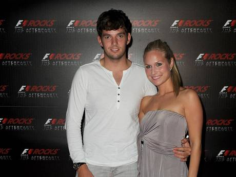 Laura Isabelle- British F1 Sean Edwards' Girlfriend/Fiance