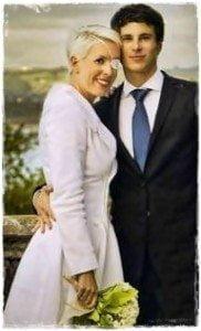 Maria de Villota Rodrigo Garcia Millan wedding