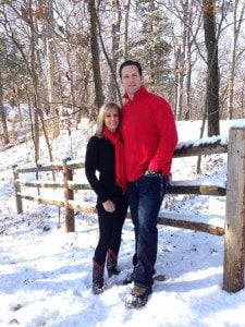 Mike Matheny wife Kristin Matheny pics
