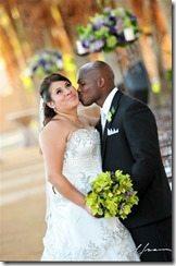 Monica Bradley Timothy Bradley wedding image