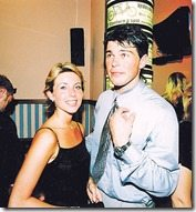 Nicol-Lenertova-and-Jaromir-Jagr pic