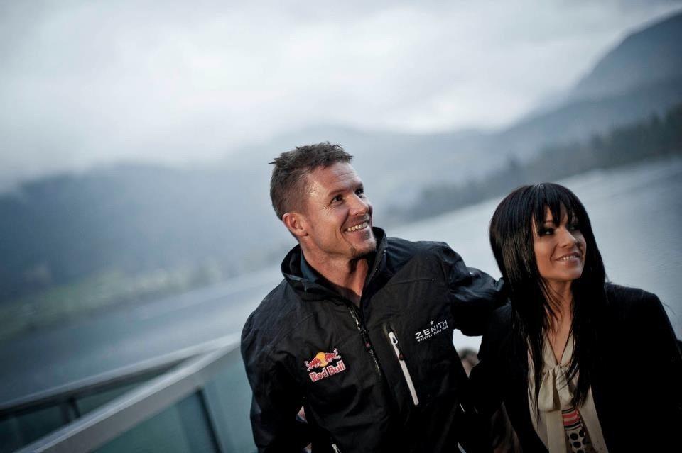 Nicole Oetl- Austrian Skydiver Felix Baumgartner's girlfriend/ Fiance