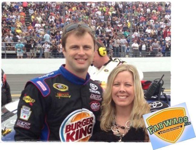 Jennifer Kvapil- NASCAR Driver Travis Kvapil's Wife