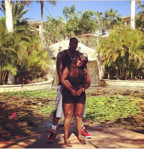 Photos Vanity Alpough Perkins Is Nba Player Kendrick Perkins Wife Bio Wiki