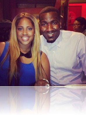 Vanity Alpough Perkins  Kendrick Perkins wife