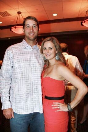 Jenny Curry – Cardinals Pitcher Adam Wainwright's Wife