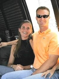 david-ross-and-wife-hyla-ross 2004 pic