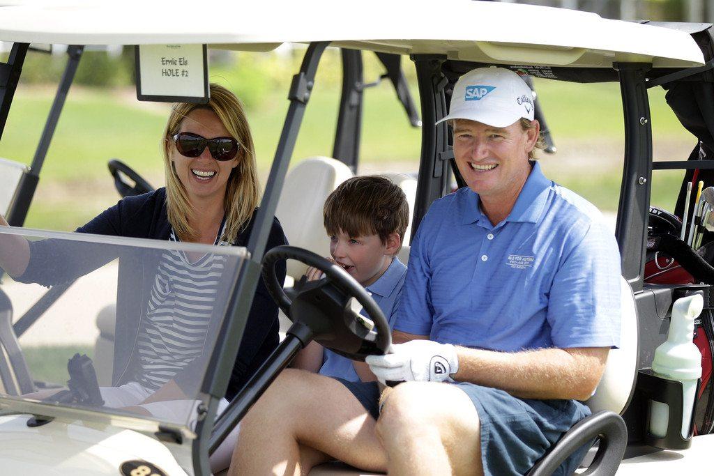 Liezl Els- PGA Golfer Ernie Els's Wife