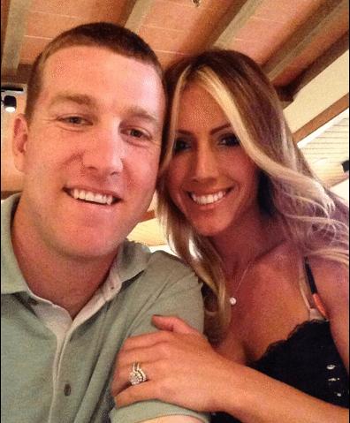 Jacquelyn Frazier- Cincinnati Reds Todd Frazier's Wife