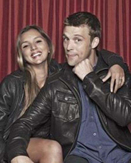 Jesse Spencer- Brazilian Surfer Maya Gabeira's Boyfriend ...