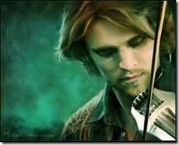 jesse spencer-violin