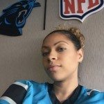 Cam Newton Girlfriend Kia proctor