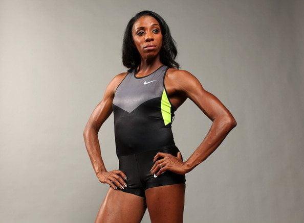 Jamel Mayrant- Olympic hurdler Lashinda Demus' Husband