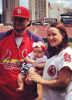 Lauren Grill St Louis Cardinals Lance Lynn S Wife Bio
