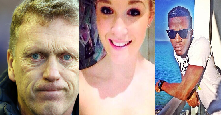 Lauren Moyes- Manchester Boss David Moyes' Daughter And