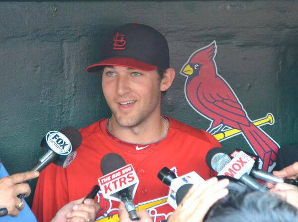 Who is St. Louis Cardinals pitcher Michael Wacha's Girlfriend?