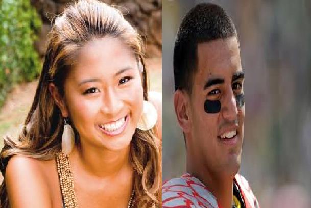 Nicole Watase- University of Oregon Marcus Mariota's Girlfriend