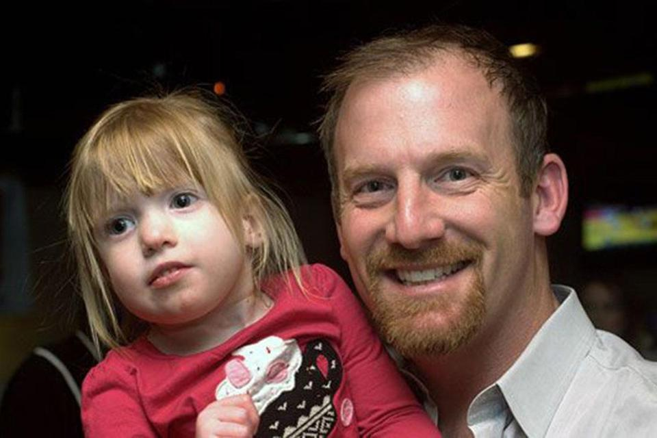 ryan dempster with daughter riley pic