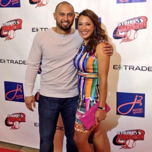 Melissa Smith Victorino- Red Sox player Shane Vitorino's Wife