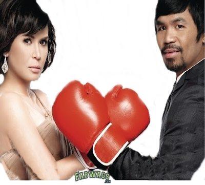 Manny Pacquiao's Wife Jinkee Pacquiao