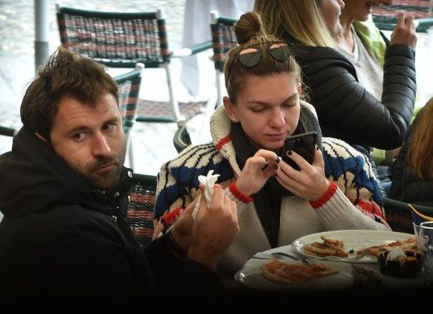Simona Halep's Boyfriend Radu Barbu