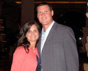 Tiffany and Philip Rivers 2 pic