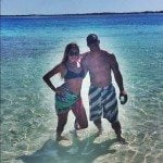 Victor Cruz girlfriend Elaina Watley-pic