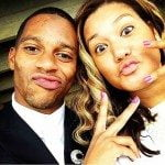 Victor Cruz girlfriend Elaina Watley pics
