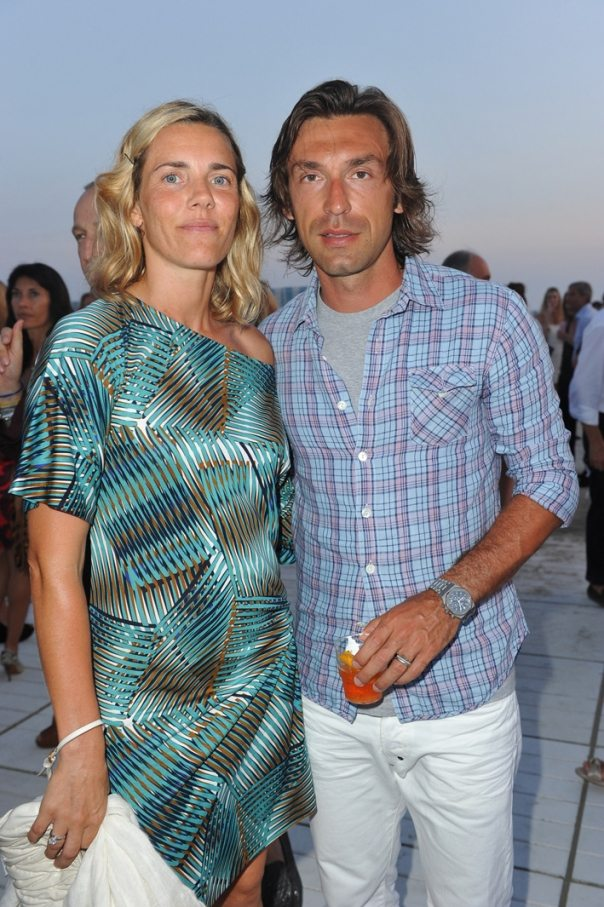 Deborah Roversi and Valentina Baldini –  Andrea Pirlo's Ex-Wife and New Girlfriend