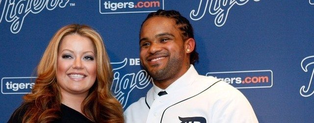 Detroit Tigers Introduce Prince Fielder.