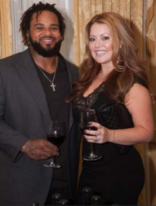 chanel and prince fielder pic