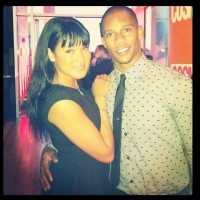 Elaina Watley And Victor Cruz 4 Pic 200x200