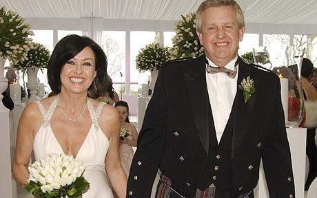 Gaynor Knowles- Golfer Colin Montgomerie's Wife