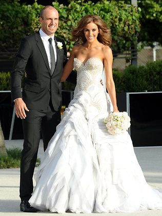 rebecca twigley and chris judd wedding pic
