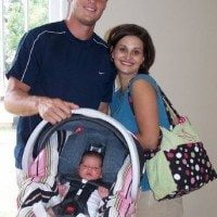 Tiffany And Philip Rivers With Latest Addition Pic 200x200