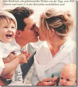 Corinna Schumacher Michael Schumacher children