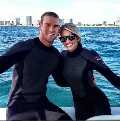 Photos Lauren Tannehill Miami Dolphins Qb Ryan Tannehill