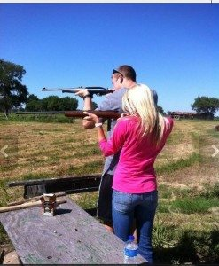 Lauren Tannehill rifle pic