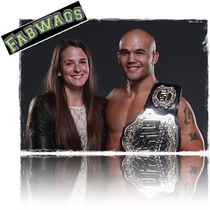 Marcia Lawler is MMA Fighter Robbie Lawler's Wife