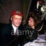 Marlene Knaus Lauda Niki Lauda ex wife pic