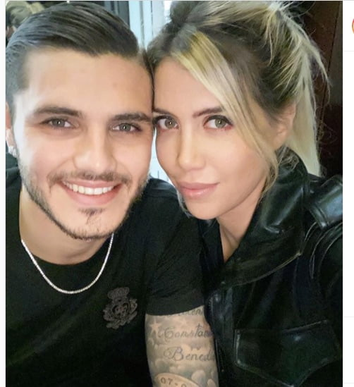 Meet Mauro Icardi's Wife Wanda Nara