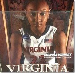 Monica Wright Kevin Durant girlfriend photos