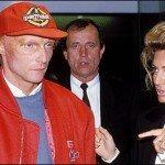 Niki Lauda ex wife Marlene Knaus