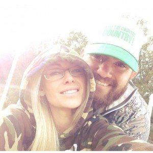 Travis Browne girlfriend jenna Renee photo