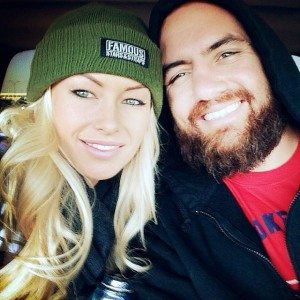 Travis Browne girlfriend jenna Renee photos