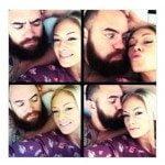 Travis Browne girlfriend jenna Renee pictures