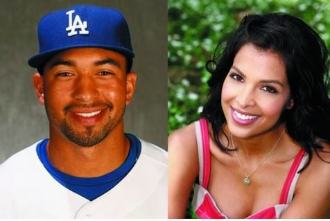 matt kemp and felisha terrell pic